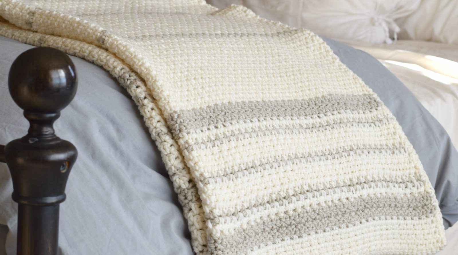 Cool & Easy Crochet Blankets With Lots of Tutorials and Patterns
