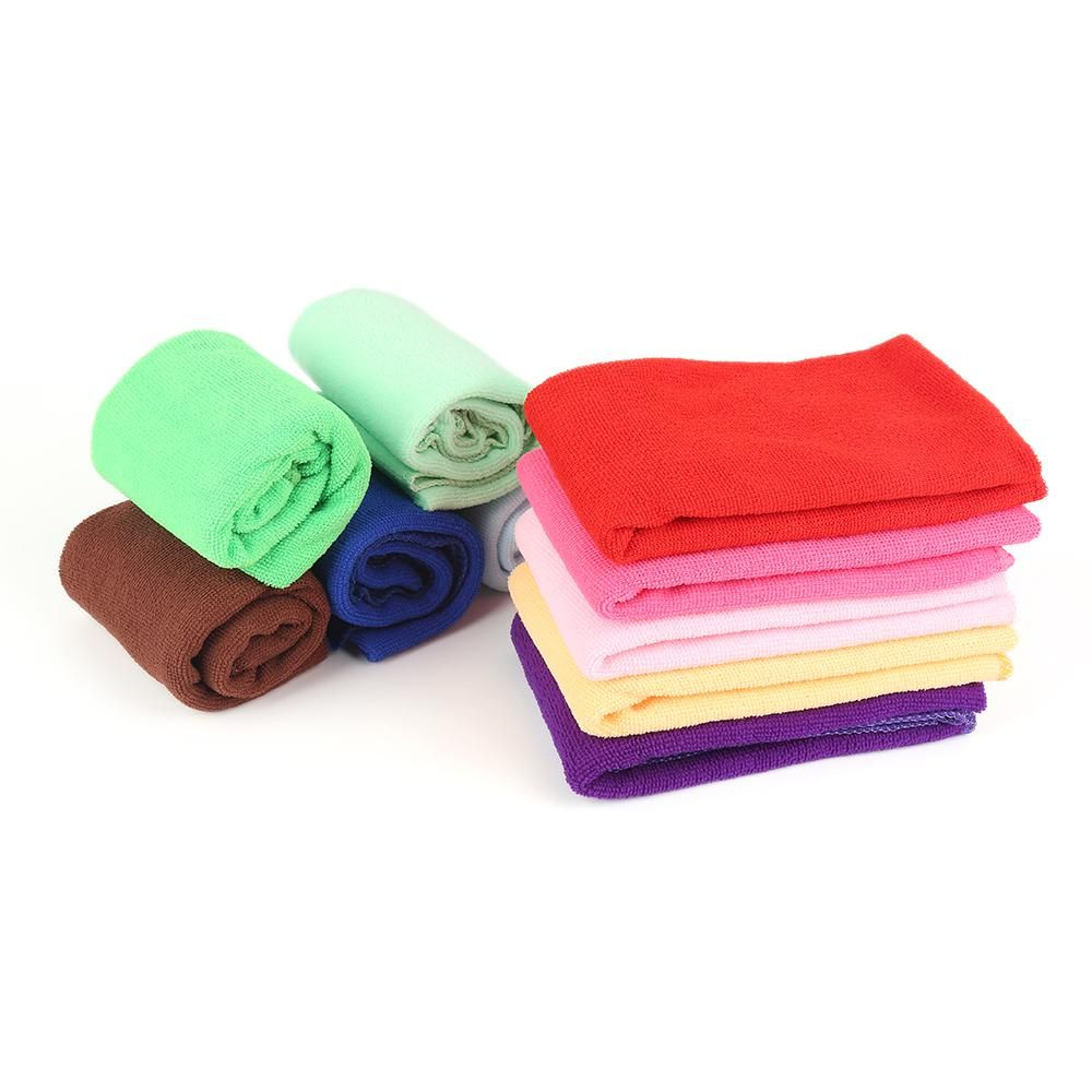 pcs microfiber cleaning cloths washing towel for car window