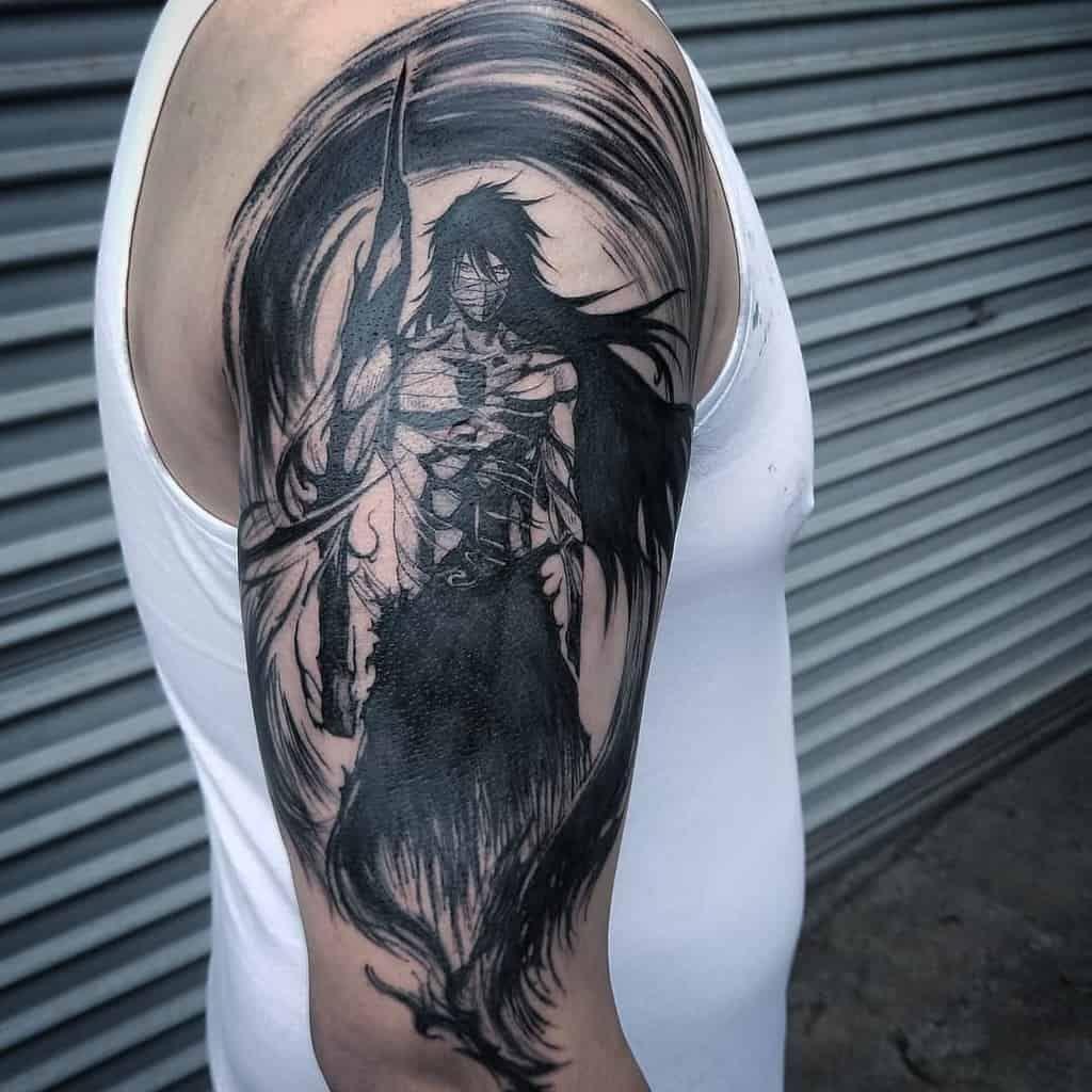 Pin On Bleach Tattoo