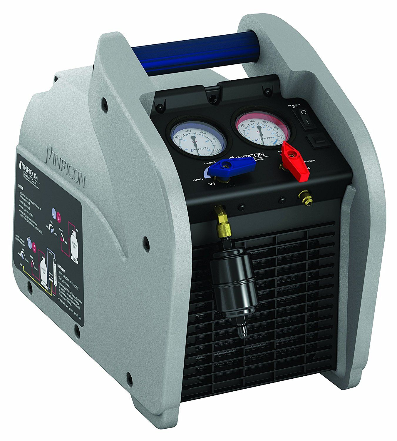 Top 10 Best Refrigerant Recovery Machines In 2020 Reviews Recovery Recovery Tools Business Planning