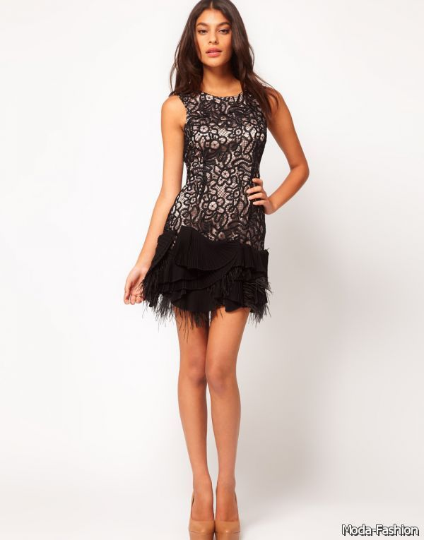 2015 New Year Party Dress