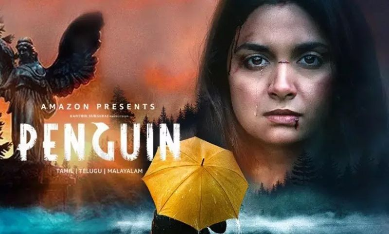 Amazon Prime Video unveils trailer for Keerthy Suresh's upcoming psychological thriller Penguin