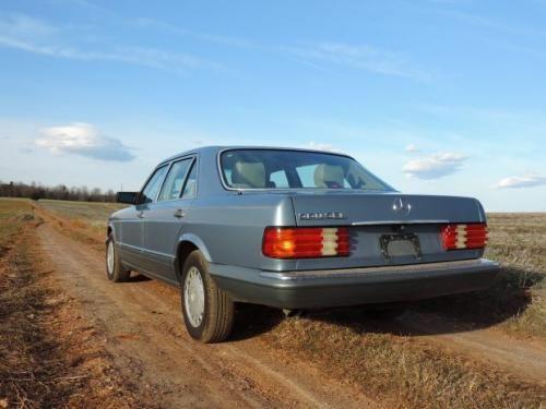 Motori: #BaT #Auction: #1988 Mercedes-Benz 560SEL (link: http://ift.tt/2ktM03g )