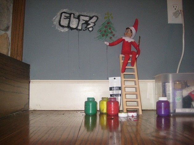 Excellent Screen 42 Elf On The Shelf Ideas Funny Hilarious Classroom Ideas  Concepts   42 Elf On Th