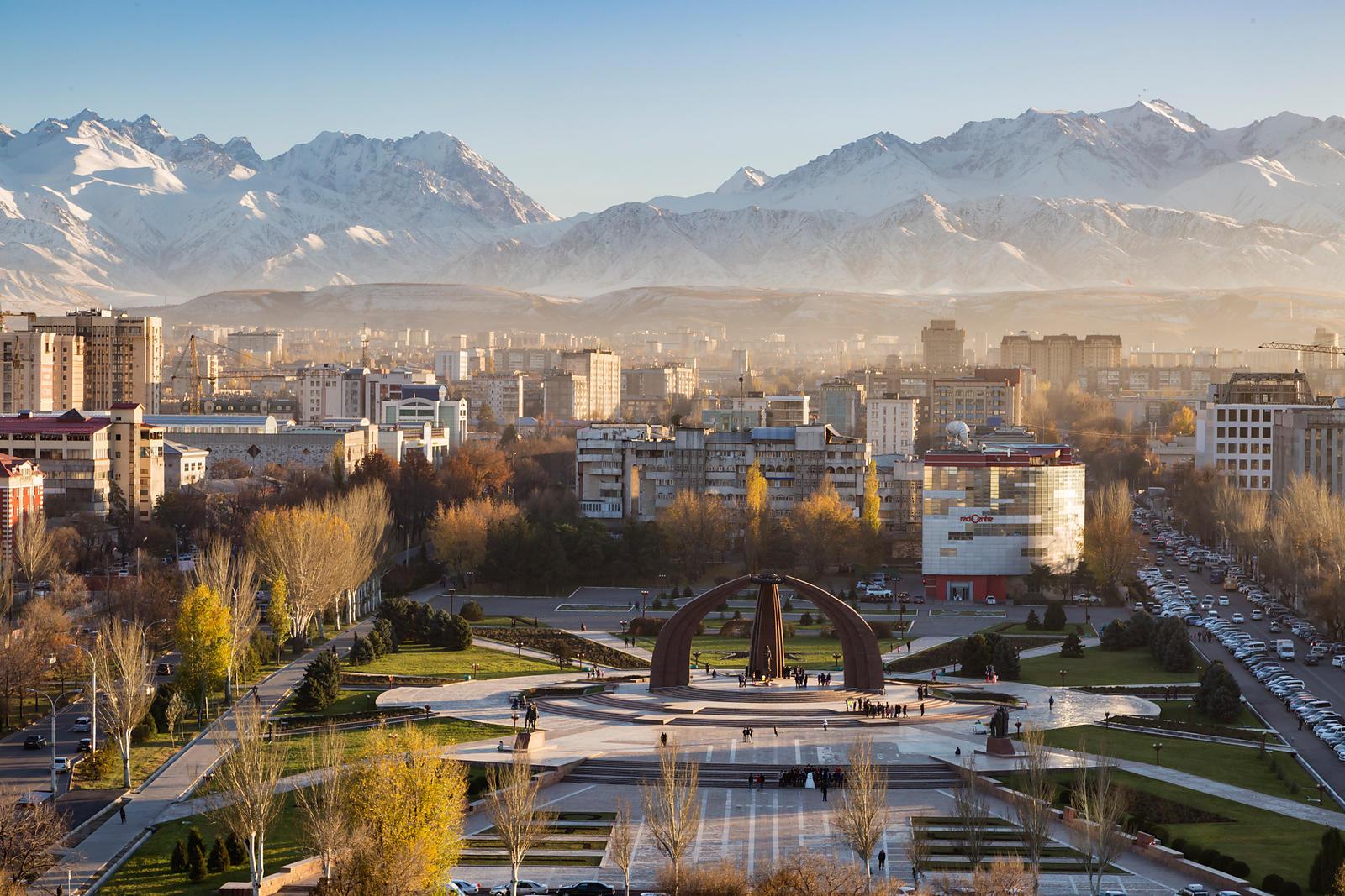 Bishkek Kyrgyzstan | Bishkek, Asia travel, Places to visit