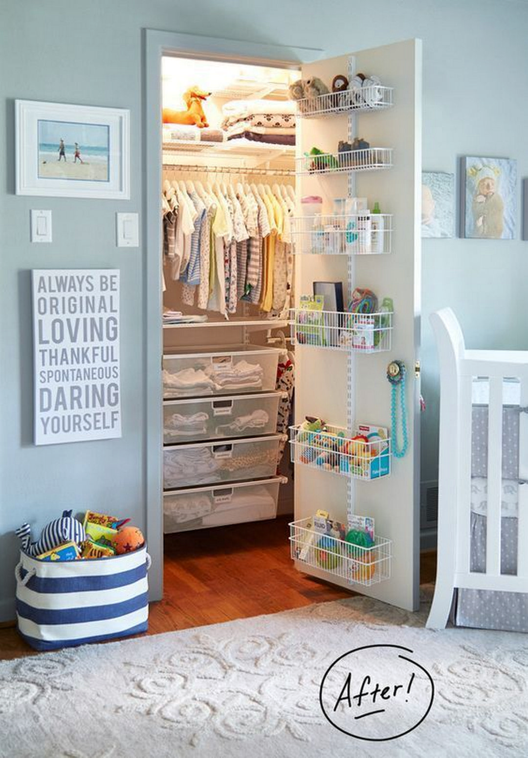 10 Ways You Can Reinvent Nursery Decor Without Looking Like An ... Twin Small Bedroom Decorating Ideas Html on twin teenage bedroom decorating ideas, twin bedroom design ideas, twin size bedroom decorating ideas, twin bedroom decor, twin girls bedroom ideas, twin beds,