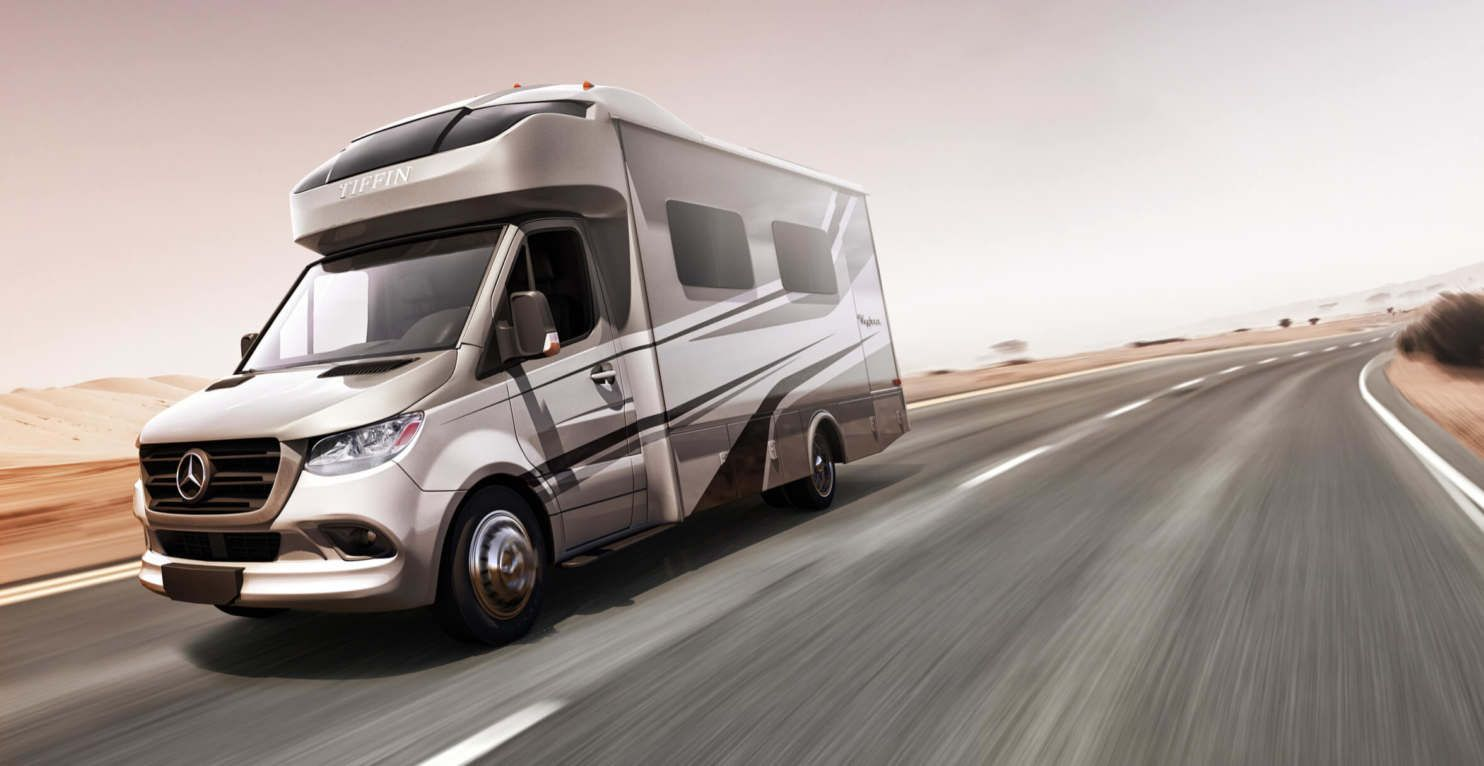 Wayfarer Tiffin Motorhomes In 2019 Recreational Vehicles