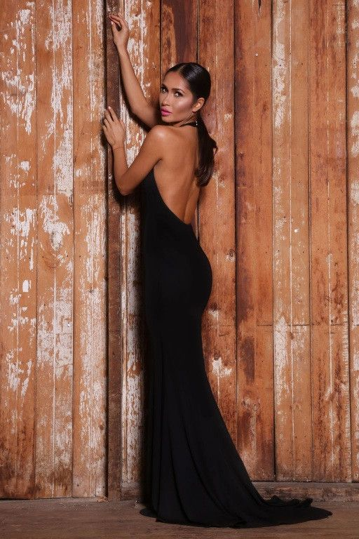 Seduction Gown Black Prom Dresses Pinterest Gowns Formal