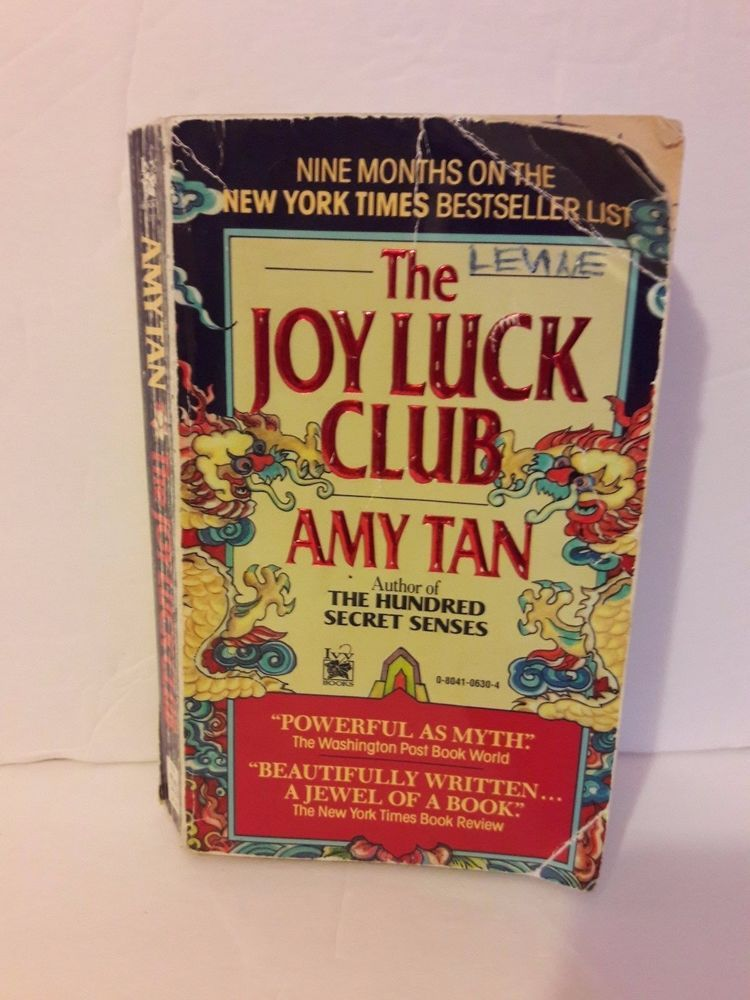 examples of cultural differences in the joy luck club