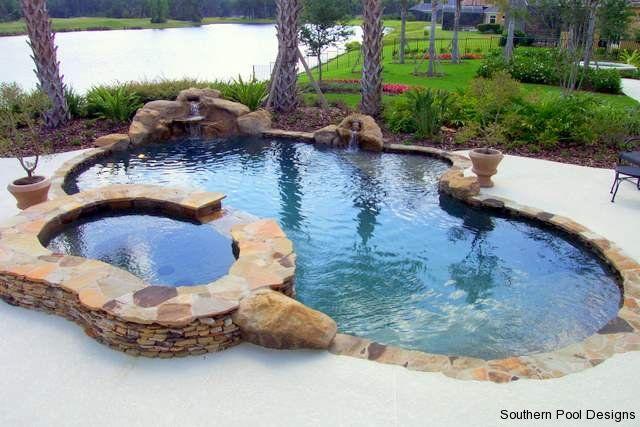 Southern Pool Designs 5 11   backyard   Pinterest   Pool designs ...