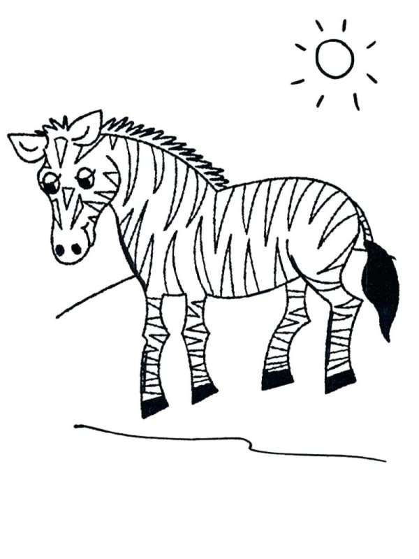 Beautiful Zebra Coloring Pages Free Printable Free Coloring Sheets Zebra Coloring Pages Animal Coloring Pages Coloring Pages