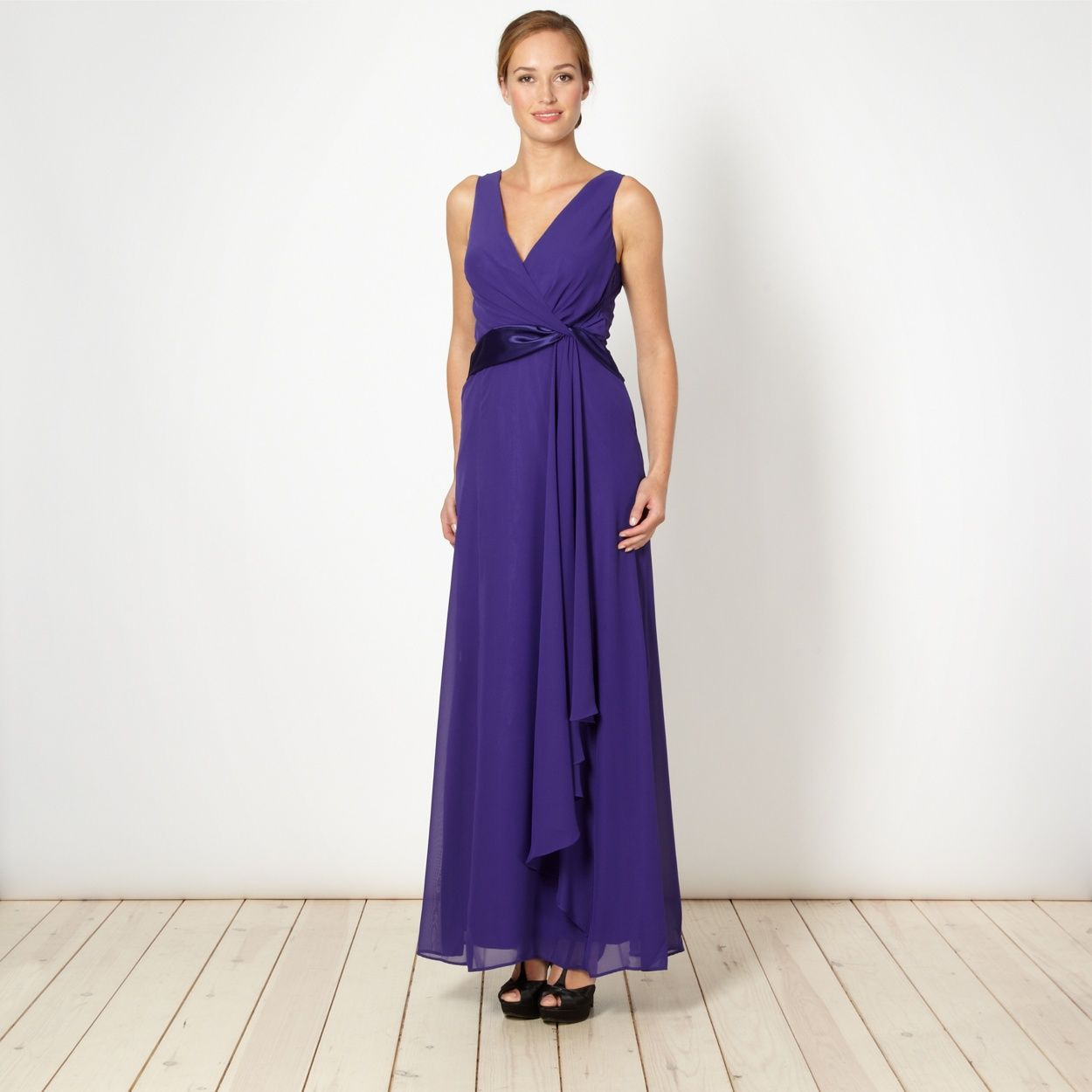 Debenhams Bridesmaid Dresses Purple Choice Image - Braidsmaid Dress ...