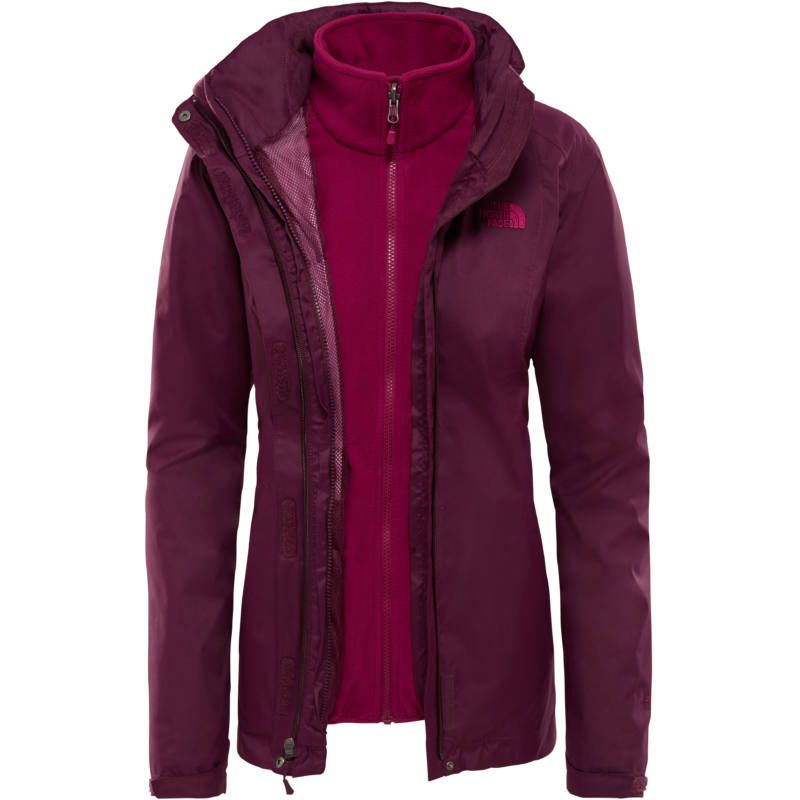 THE NORTH FACE Evolve II Triclimate 3in1 női kabát - Geotrek világjárók  boltja c5b4ccf8f6