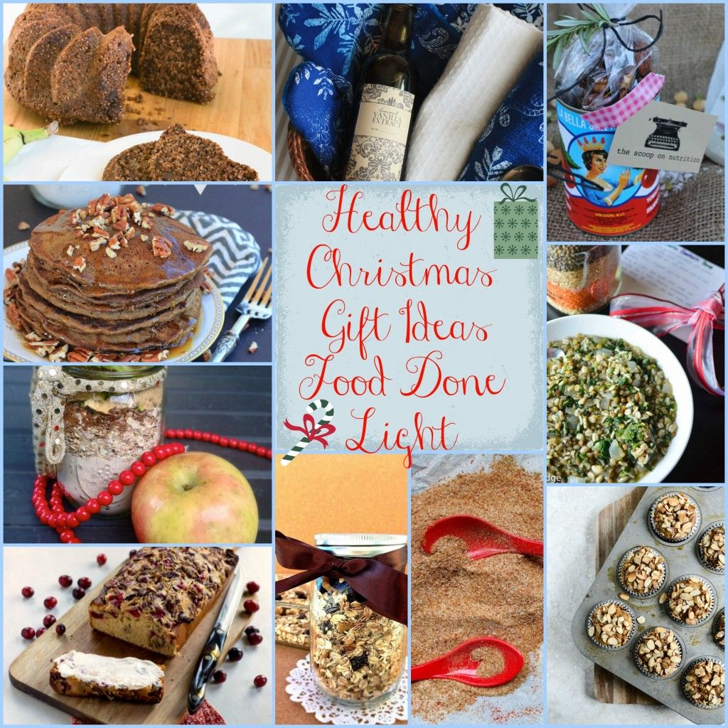 Great gift ideas for friends and neighbors - Healthy Christmas Gift Ideas .fooddonelight & Healthy Christmas Food Gift Ideas | Gift Ideas | Pinterest | Food ...