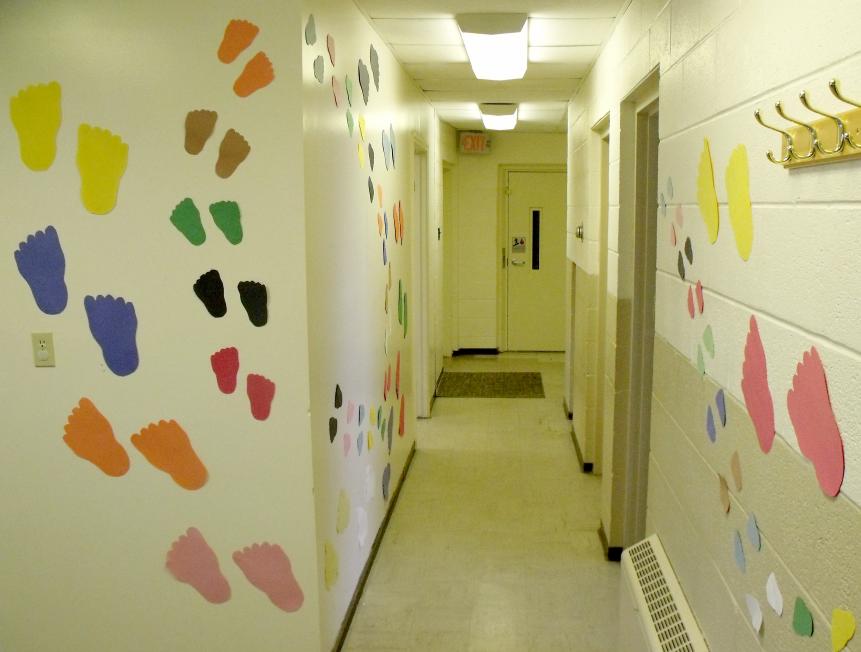 school hallway decorating ideas | BOYS | Pinterest | School ...