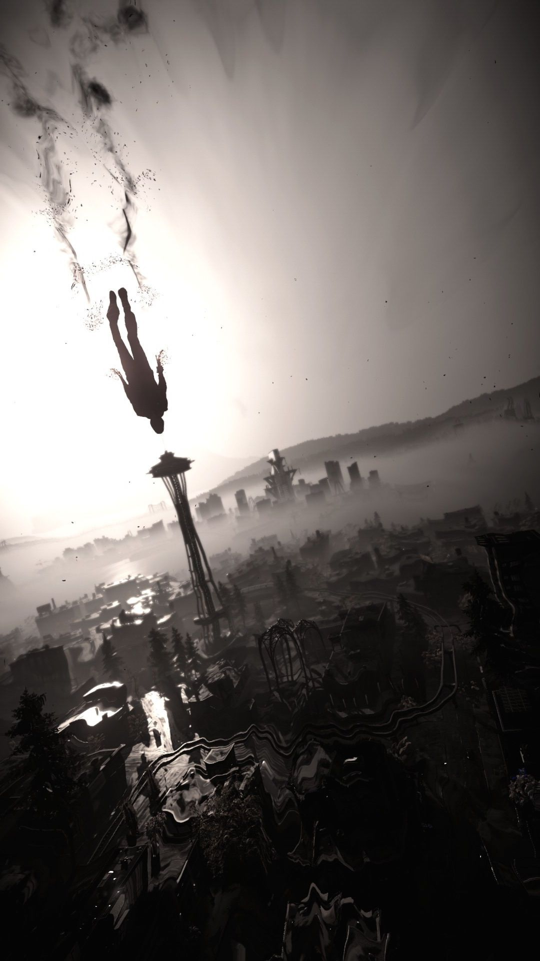 The Ps4 Is A Next Gen Camera In Infamous Second Son Infamous