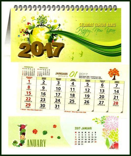 Kalender Meja 2016 Indonesia Pdf