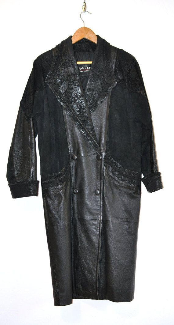 80s Leather with EMBOSSED Suede and Braided Accented by Continual, $35.00