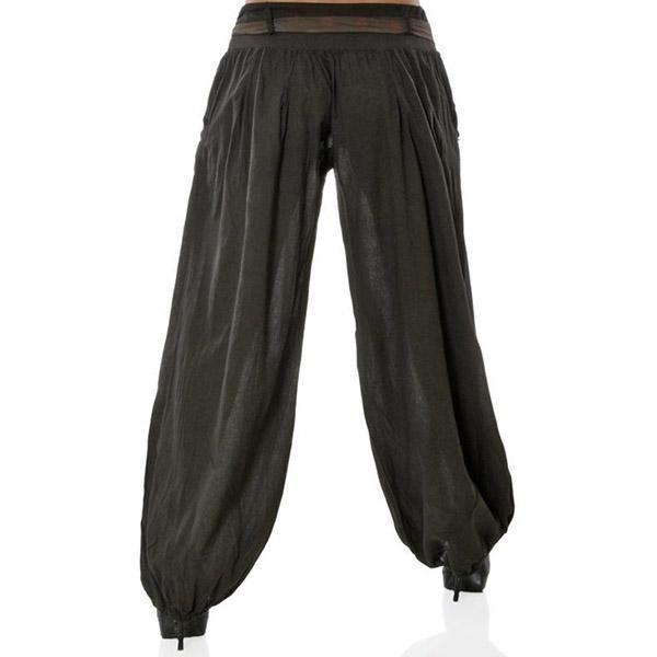 79835f188f5f Fashion Casual Loose Printed Low Waist Wide Leg Pants – jellynova ...