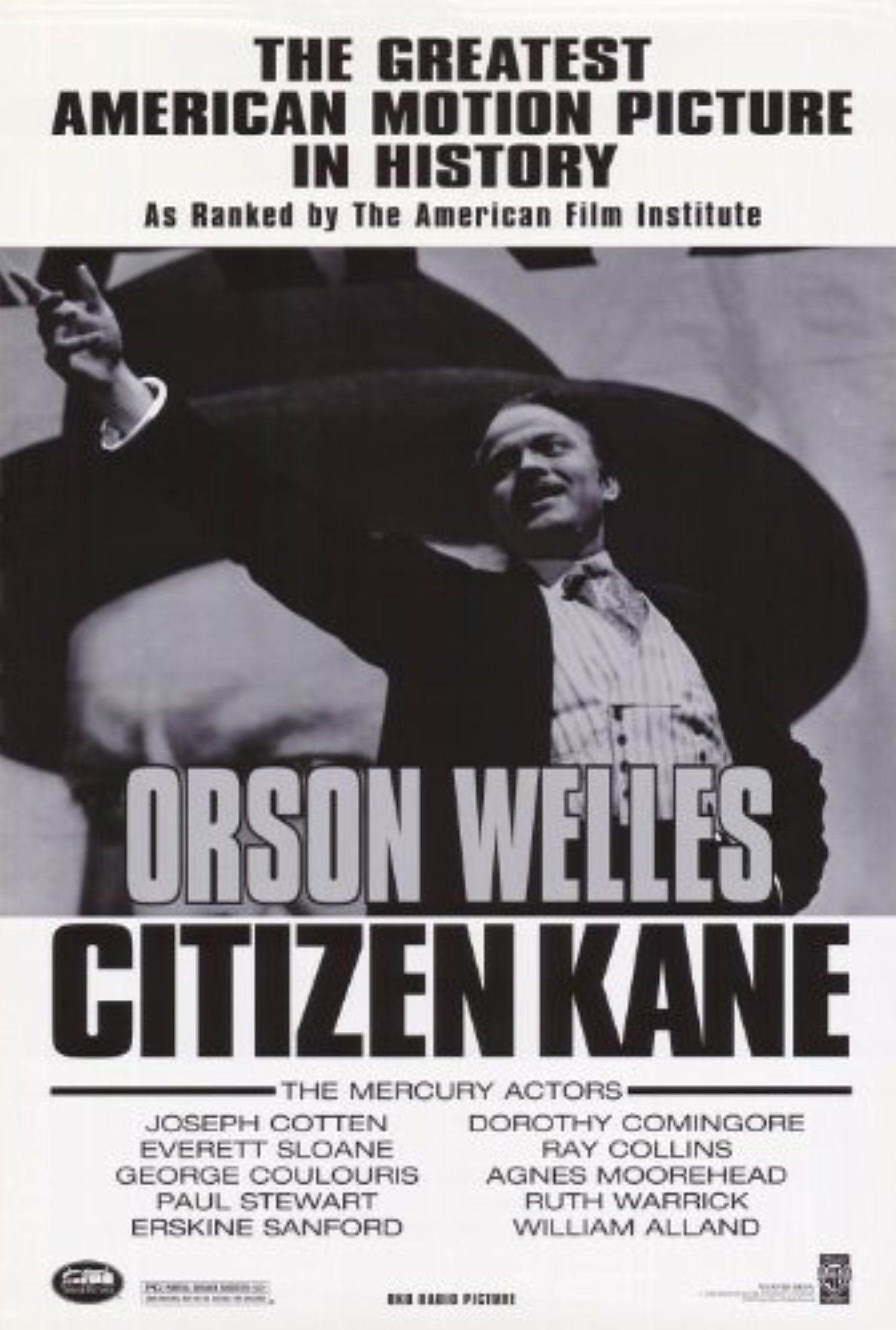 Watch Citizen Kane Full-Movie Streaming