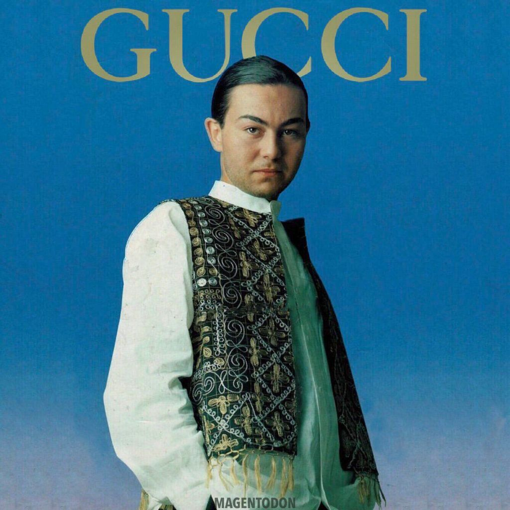 Serdar Ortac X Gucci Instagram Fotograf Nadide Fotograflar