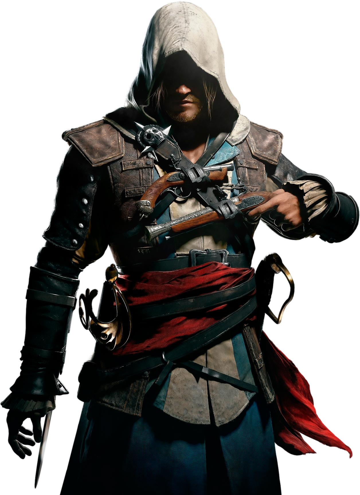 Assassin S Creed Black Flag Edward Kenway Render By Ivances