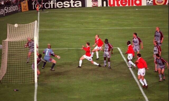 Shurdington Manchester United Manchester United Legends The Unit