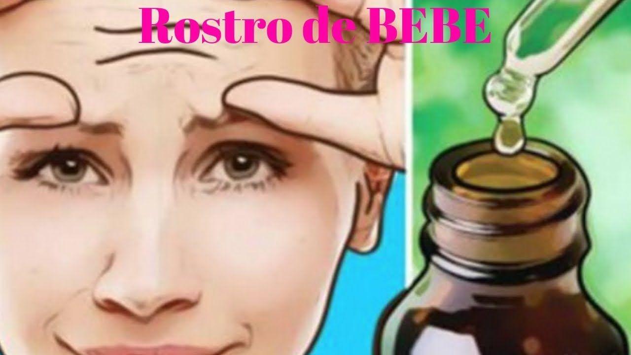Coloca este aceite todos los días en tu cara y dile adiós