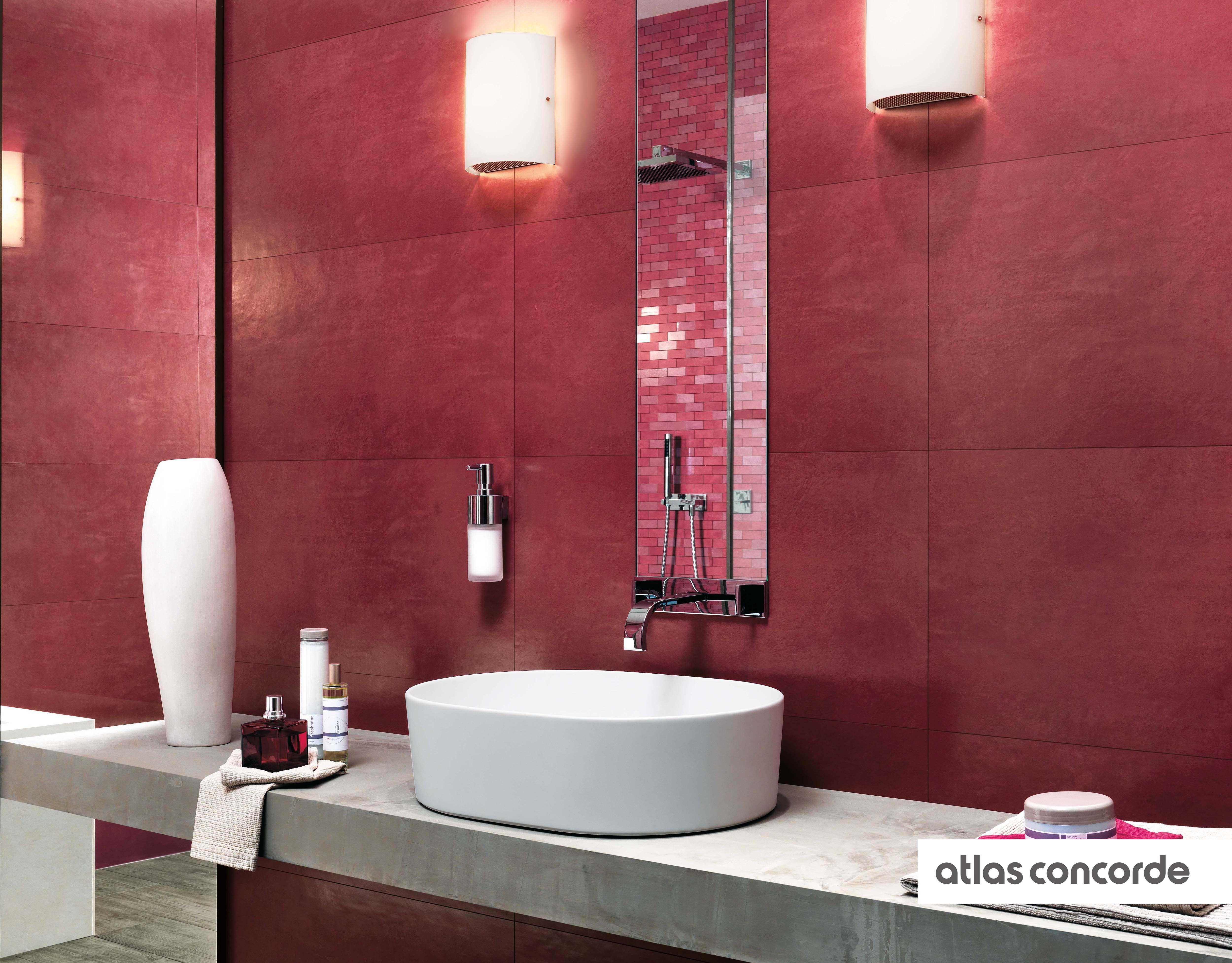 #EWALL amethyst | #AtlasConcorde | #Tiles | #Ceramic