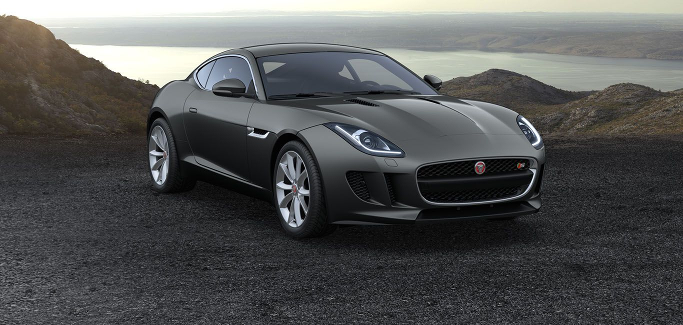 F-TYPE S Coupe