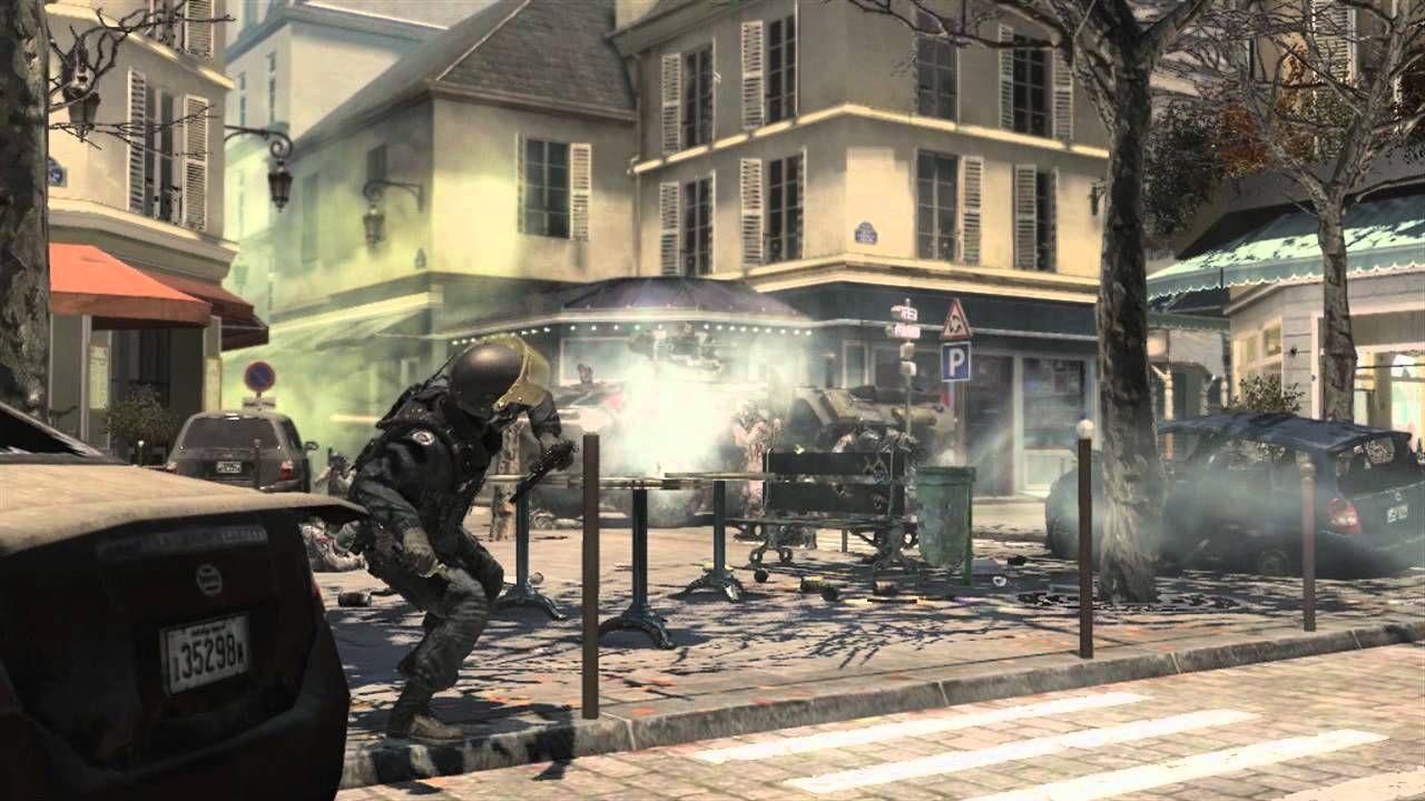 Call of Duty Modern Warfare 3 Reveal Trailer Modern