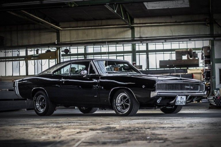 Who doesn't love a 500+ HP '68 Charger R/T with bone-stock appearance?
