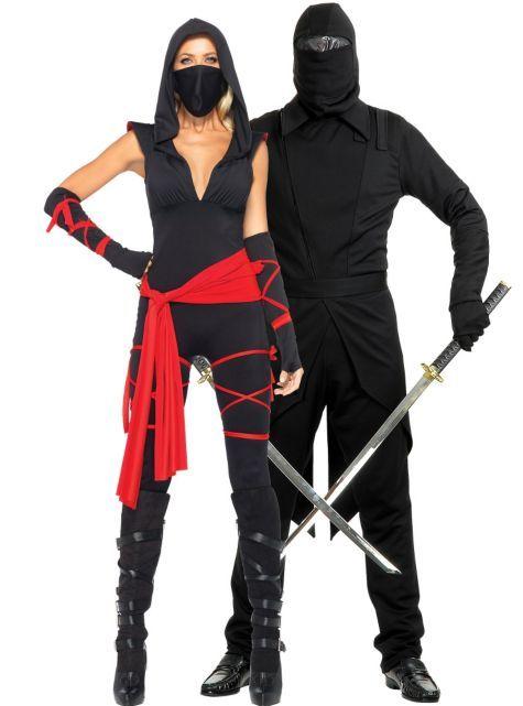 Family Ninja Halloween Costumes.Pin On Dress Up