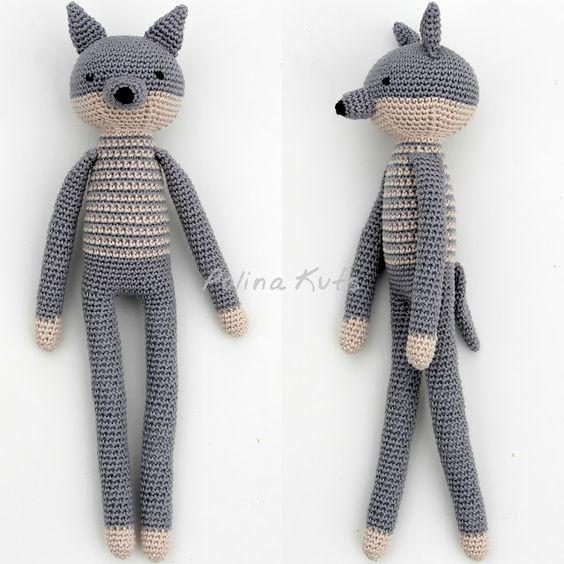 Resultado de imagen para amigurumi free pattern animal | Va le ...