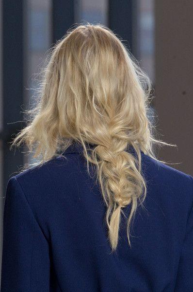 Michael Kors At New York Fashion Week Spring 2015 Hot Hair Styles Hair Styles Hair