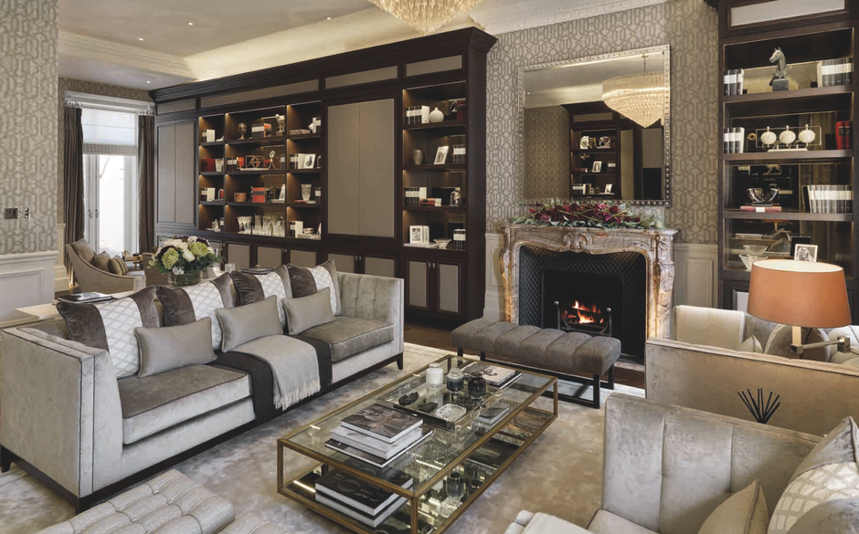 Meet the Chester Square Candys Home, Luxury homes