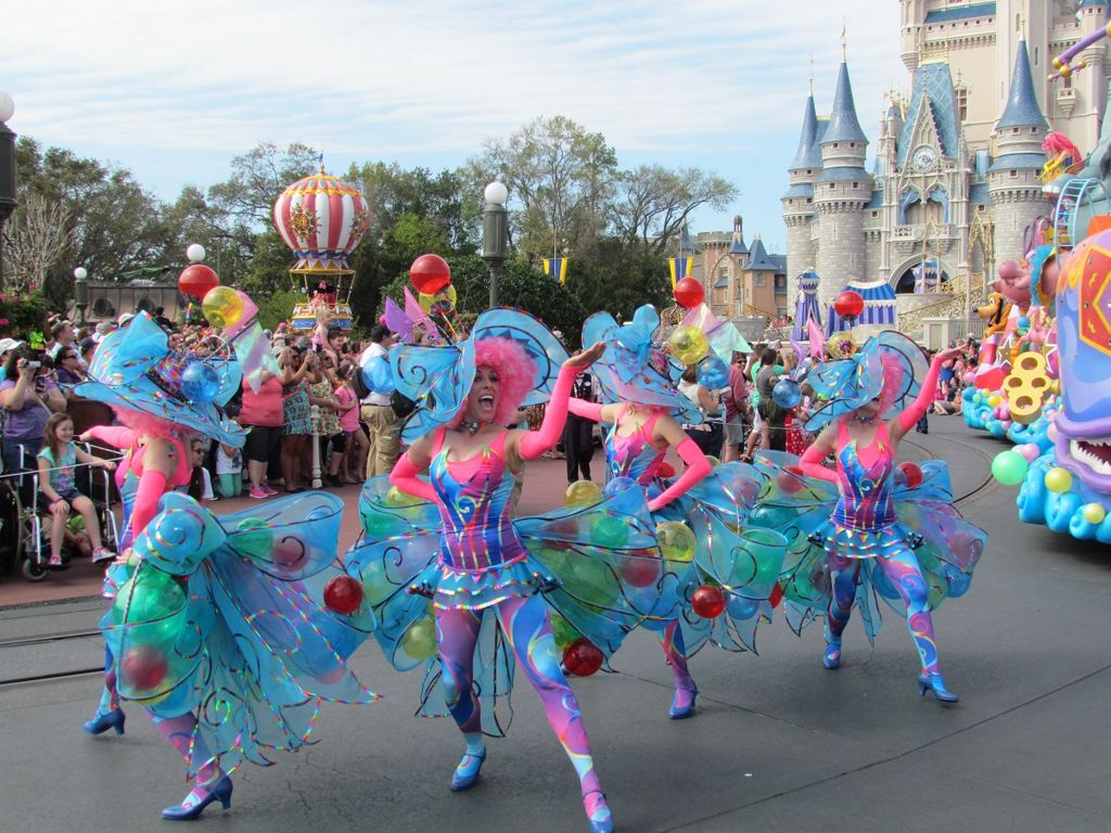 Genie chubby parade