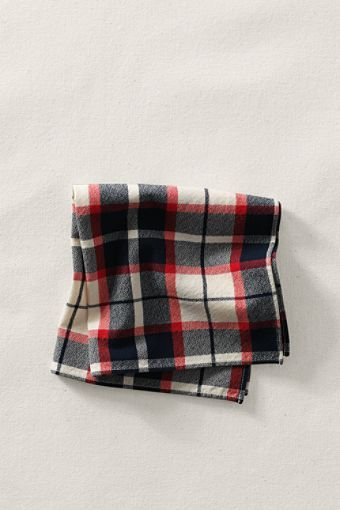 Lands' End Canvas Dobby Pocket Square - As seen in GQ