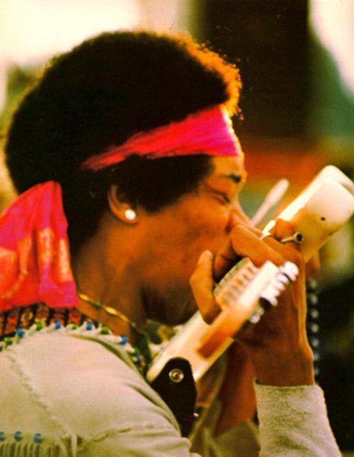 Jimmy .. Woodstock '69