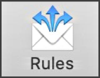 How to Create Email Filter Rules in Apple Mail on the Mac