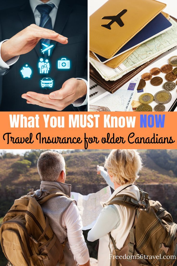 Best Travel Insurance for Canadian Seniors 2020 (With