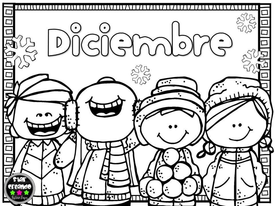 Dibujo Para Colorear Libreta: Pin De Diana Gutieerrez En Kinder