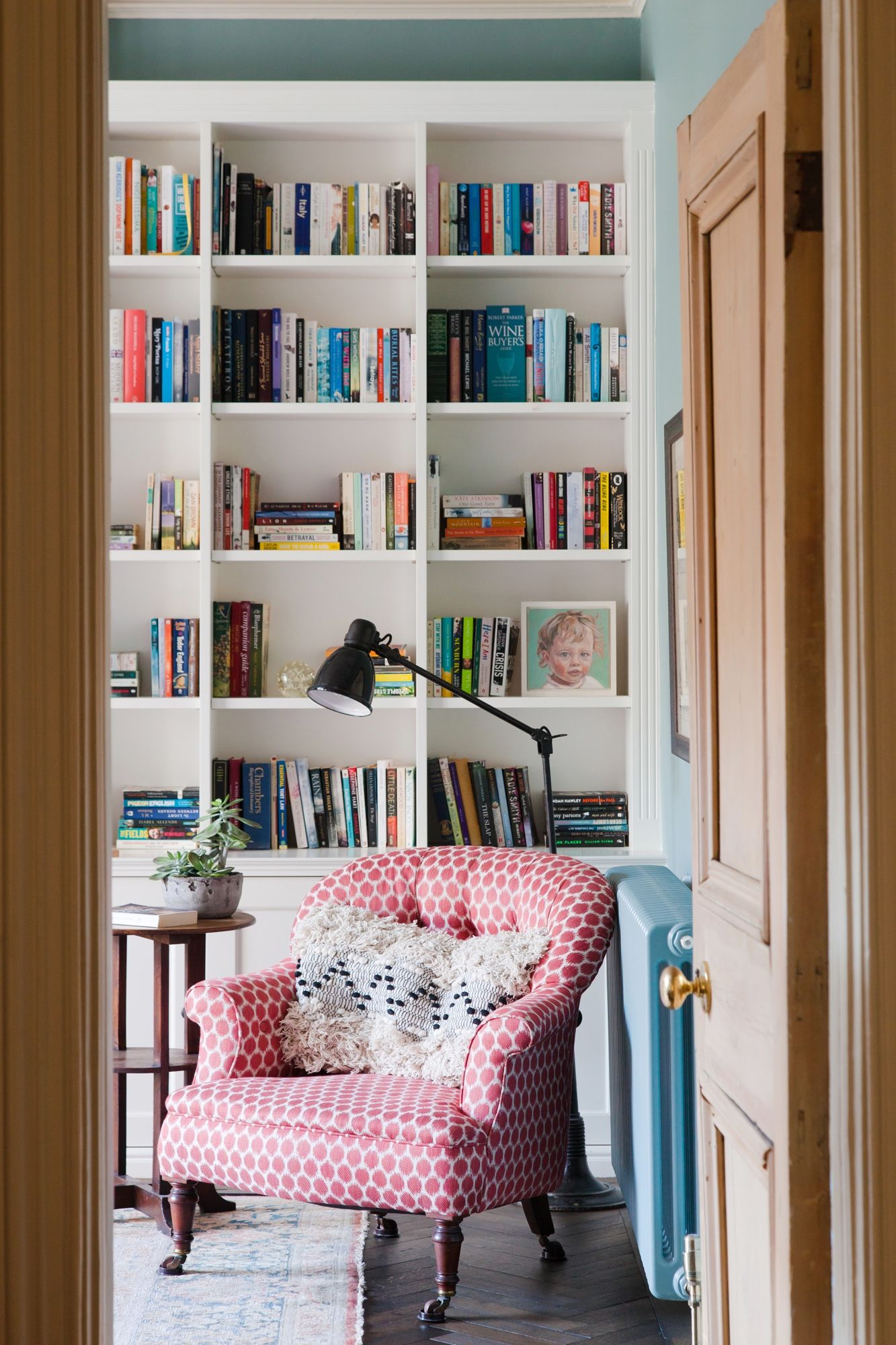 Classic Home Library Design: Pin On Library