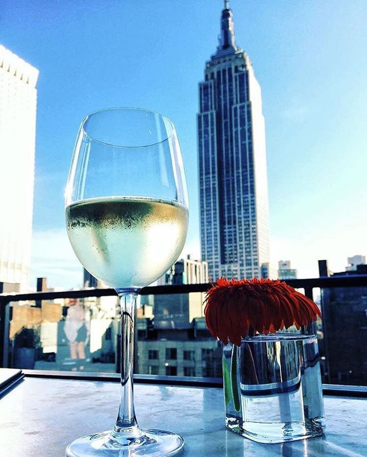 Wishing for brighter skies and white wine days   @beena_thomas... - http://bestrooftopbarsnyc.com/wishing-for-brighter-skies-and-white-wine-days-beena_thomas/