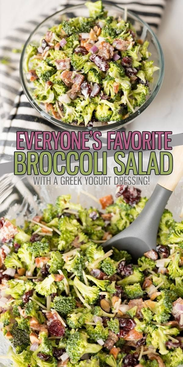 Photo of Best Ever Broccoli Salad Recipe – Cooking With Karli