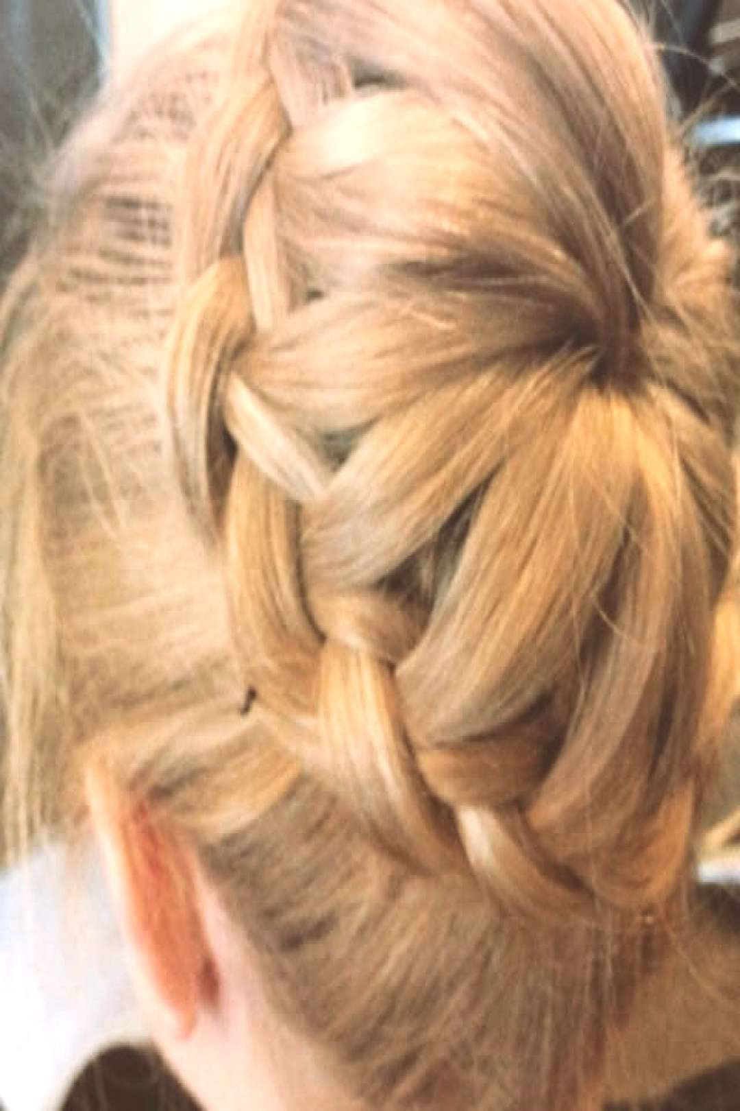 Gorgeous up do by Beccy - perfect for proms, weddings and special