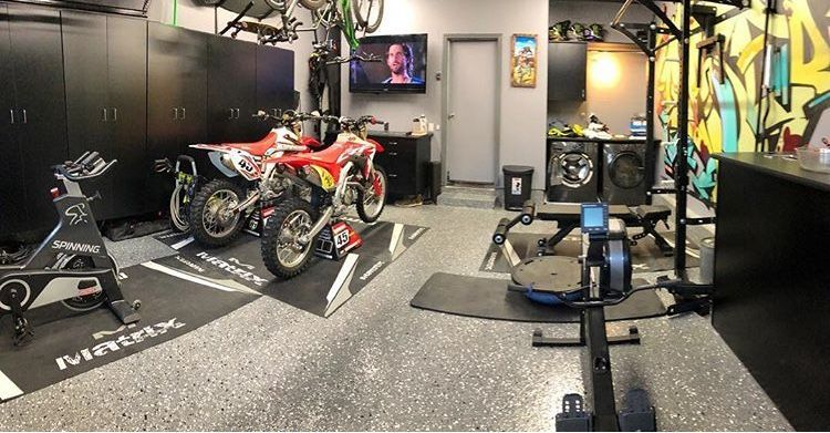 The ultimate man cave. ladies does your significant other have