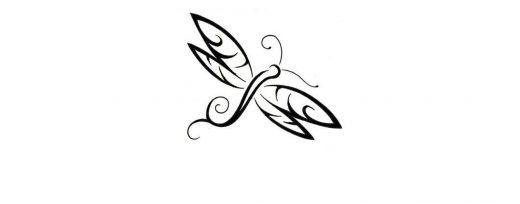 Tribal Dragonfly Tattoo Sample Ideas And Designs Dragonfly Tattoo Dragonfly Tattoo Design Small Dragonfly Tattoo
