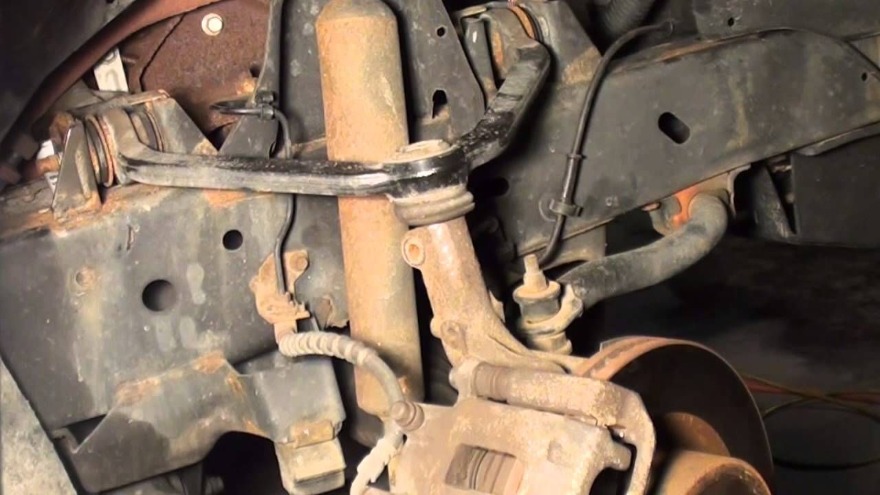 Ford Explorer How To Replace Upper Ball Joint Ford Explorer Ball And Joint Ford