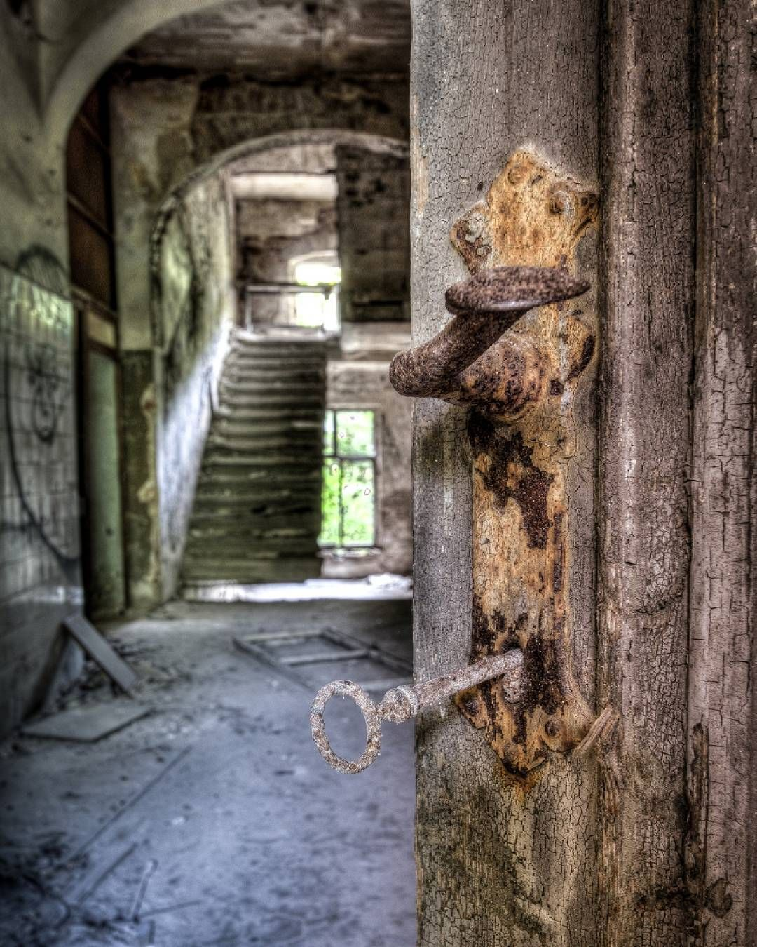 Lost Places in Deutschland #abandonedplaces